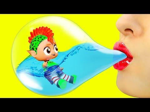 КУКЛЫ ЛОЛ СЮРПРИЗ ОЖИЛИ! Видео с игрушками для детей