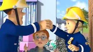 Sam le Pompier en français 🚒🔥Les bêtises de Norman - Compilation   Dessin animé