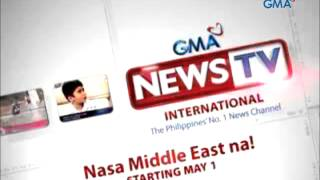 Get GMA News TV International for free this May