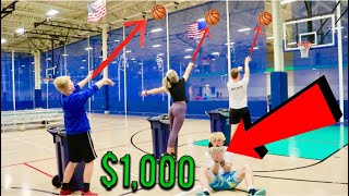 Long Distance $1,000 Shooting Challenge!