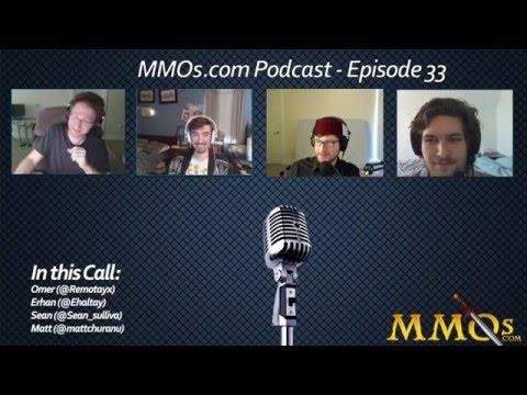 MMOs.com Podcast - Episode 33