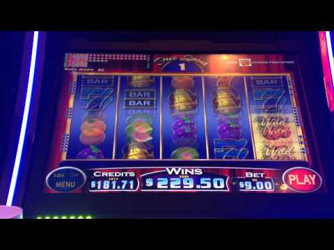 gold pays slot machine video wins high limit