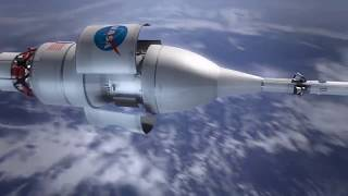 NASA Space Launch System (SLS) / Orion first flight planned for 2018 | animation video