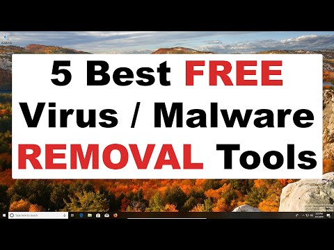the-5-best-free-malware-/-virus-removal-tools-2019---fully-clean-your-computer