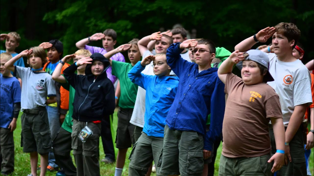 Old Ben Scout Camp 2015