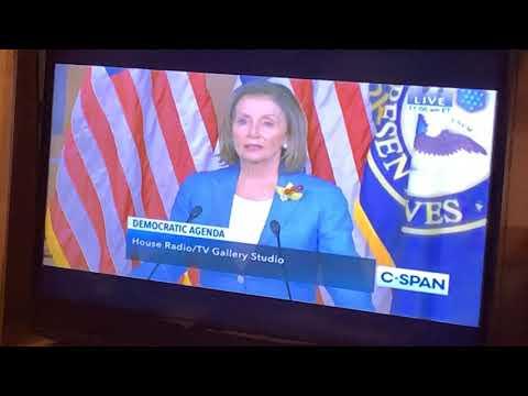 """Nancy Pelosi Proud To Be """"San Francisco Liberal"""""""
