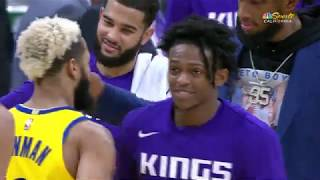 Sacramento Kings vs Golden State Warriors | January 6, 2020