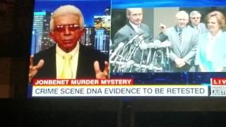NEW: JonBenet Ramsey NEW DNA Testing!-December 13, 12016