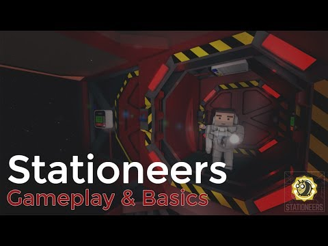 Stationeers - Gameplay and Basics