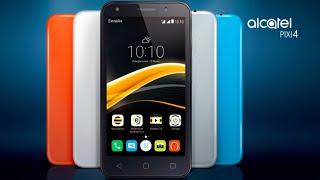 4G смартфон Alcatel PIXI 4 5045d на Android 6.0 за 4 тыс рублей подробный обзор
