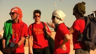 Refugee Tourism - Western Sahara