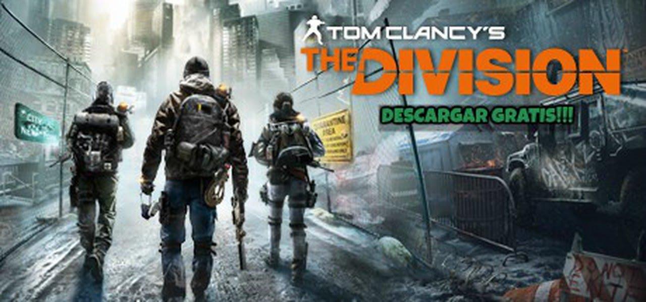 descargar tom clancy's the division pc español full mega