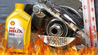 Shell Helix HX6 10W40 Jak skutecznie olej chroni silnik? 2kg