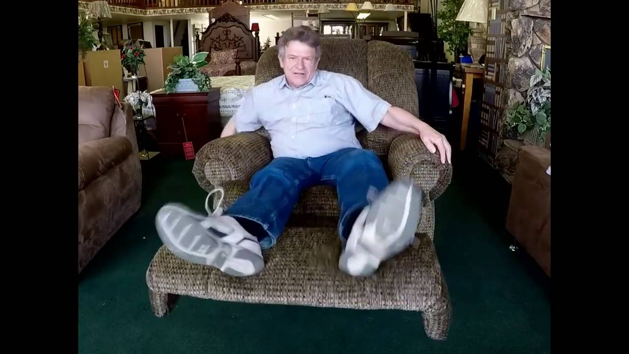 Jones Glass And Decorating Center.-Lane Stallion Recliner.  sc 1 st  YouTube : lane stallion sectional - Sectionals, Sofas & Couches