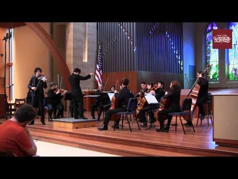 [NYCP] Beethoven - Violin Concerto (Itamar Zorman, violin)