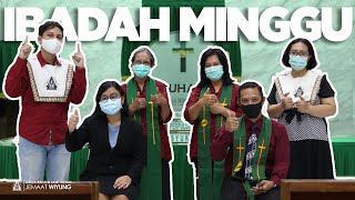 Ibadah Minggu - 18 Oktober 2020 // GKJW Jemaat Wiyung