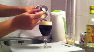Comment faire un Irish Coffee simplement .mov