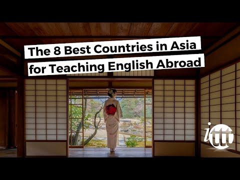 The 8 Best Countries in Asia for Teaching English Abroad