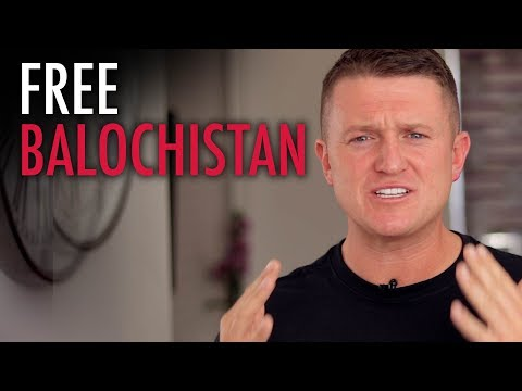 Tommy Robinson: Free Balochistan
