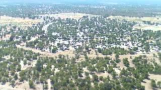 Trip from Maun, Botswana to Kanana Camp Okavonga Delta Botswana