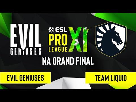 CS:GO - Team Liquid Vs. Evil Geniuses [Vertigo] Map 2 - ESL Pro League Season 11 - NA Grand Final