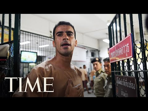 Thailand To Detain Bahraini Soccer Player Until April In Extradition Case | TIME Mp3