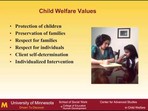 An Introduction to Ethics in Child Welfare Supervision