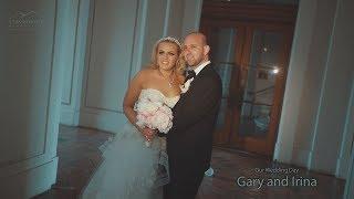 Gary and Irina's Wedding Highlights at Bella Blanca and Pasadena City Hall