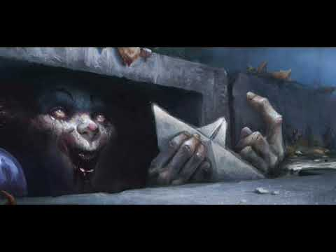 george meets mr bob gray pennywise the dancing clown  george meets mr bob gray pennywise the dancing clown