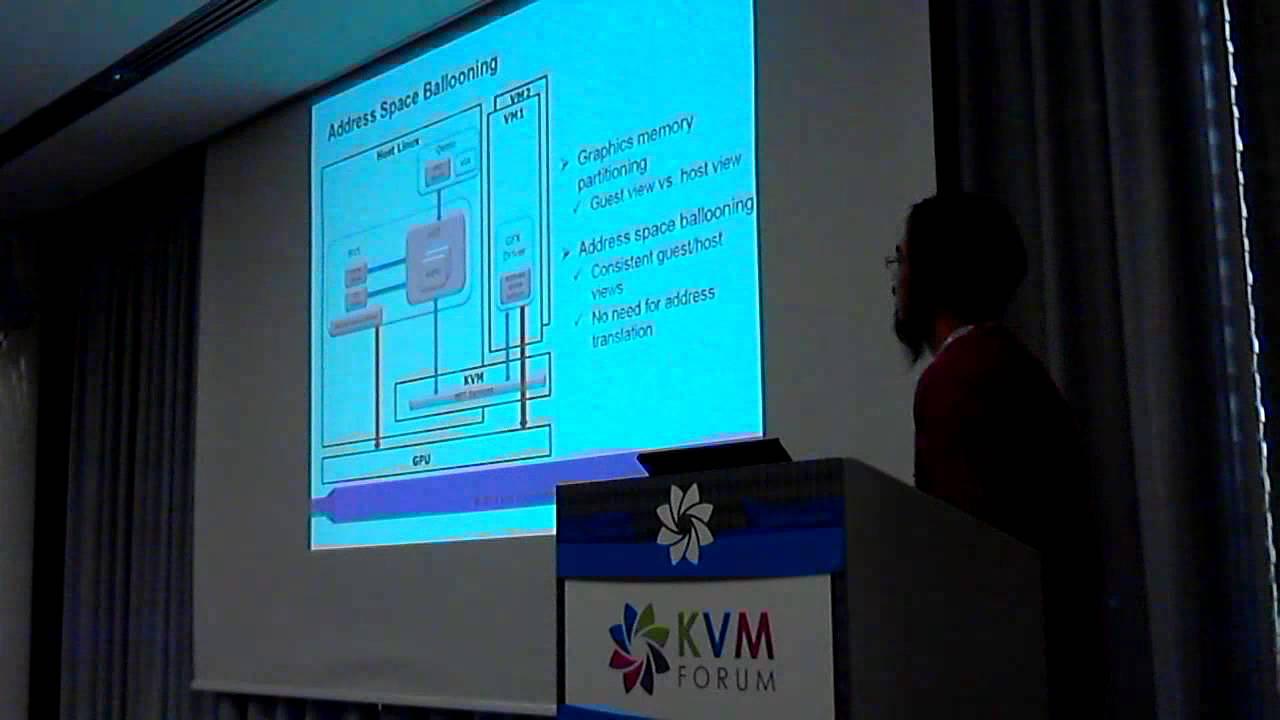 [2014] KvmGT: A Full GPU Virtualization Solution by Jike Song