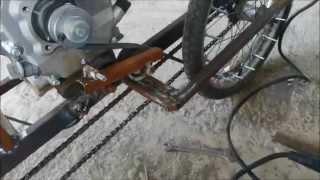 """Проект """"трехколесный велосипед  (трицикл)"""" Часть 3"""