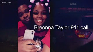 Breonna Taylor shooting: 911 caĮls released