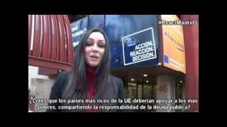 #ReactMadrid: ¿Los países ricos de la UE deberían apoyar a los pobres con la deuda pública?