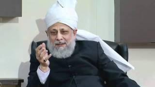 Gulshan-e-Waqfe Nau (Nasirat) Class: 6th November 2010 - Part 3 (Urdu)