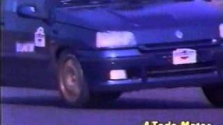 Renault Clio Williams - Test - A Todo Motor [1997]