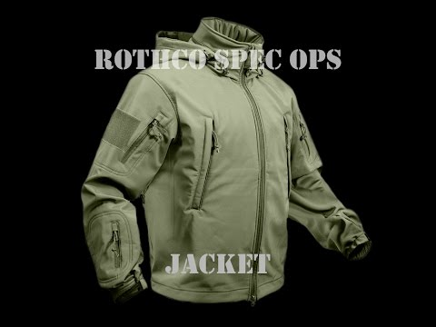 Rothco Spec Ops Jacket