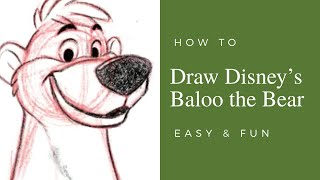 How to Draw Disney