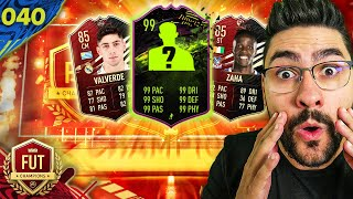 FIFA 21 I PACKED THE BEST RULEBREAKER CARD in MY ELITE 3 FUTCHAMPIONS & RANK 1 RIVALS REWARDS!!!