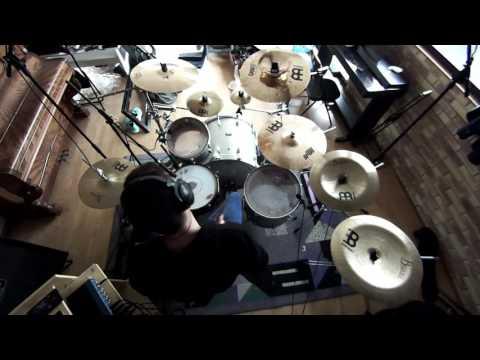 "Death note soundtrack ""L's Theme"" (drum freestyle)"