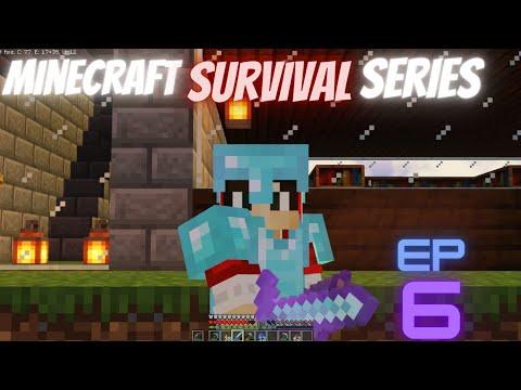 Minecraft Survival EP6 | Diamond Armour SAMSUNG,A3,A5,A6,A7,J2,J5,J7,S5,S6,S7,59,A10,A20,A30,A50,A70