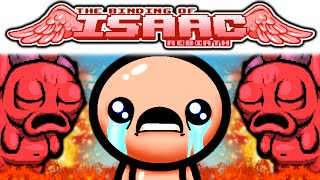 The Binding of Isaac REBIRTH: THE PURIST CHALLENGE