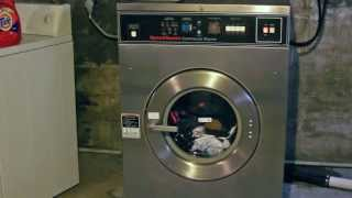 Speed Queen SC27 Front-Load Industrial Washer Extractor