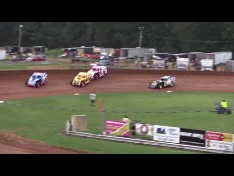 8-26-16 Modified Heat #1 Bloomington Speedway