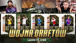 FIFA 18 - WOJNA DRAFTÓW [#8] vs JCOB!