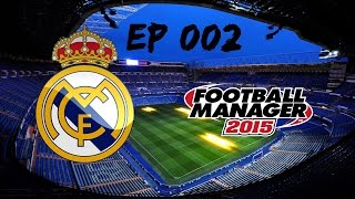 [Gameplay ITA] Football Manager 2015 || EP 002 - MADRID MADE IN ITALY