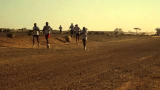 Courir à Agadez