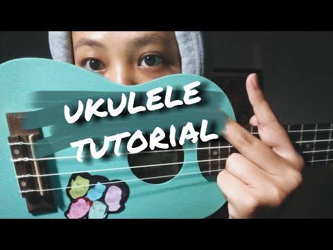 Rumpang - Nadin Amizah (ukulele Tutorial)