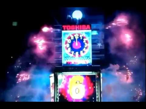 new york times square ball drop 2014 youtube
