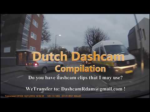 Dutch Dashcam Compilation #14| Submitted Videos! Red light runners, Crashes and hard braking.