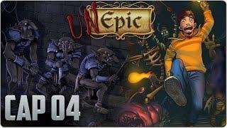 UNEPIC | GAMEPLAY ESPAÑOL | Capitulo 4 | EL BUEN YODA